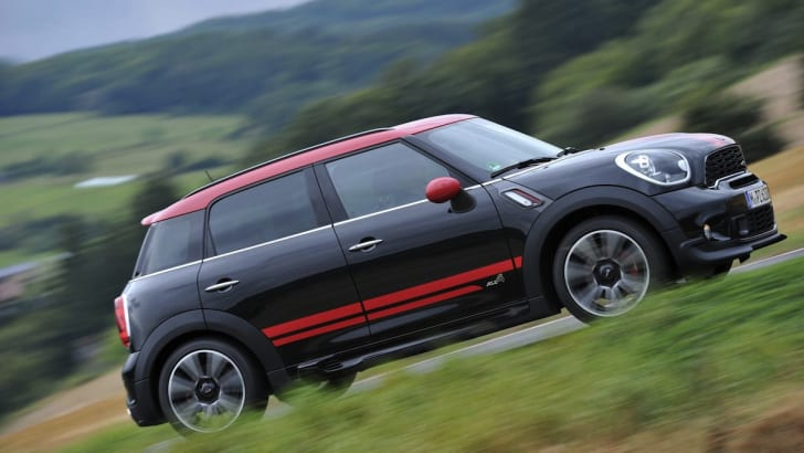 Mini John Cooper Works Countryman - 7