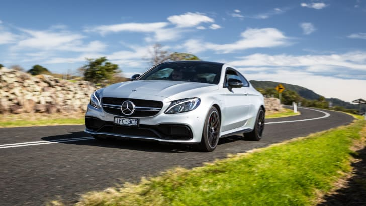 2016 Mercedes Benz C63 AMG Coupe-72