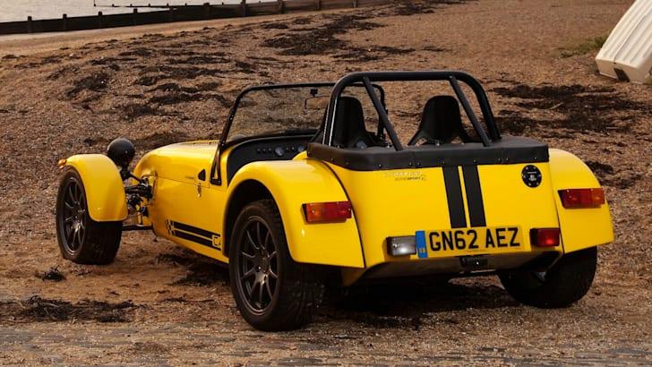 Caterham 7 Supersport R - 2