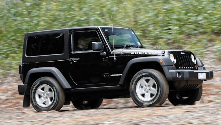 Jeep Wrangler - 2