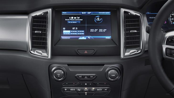 New Ford Ranger 7_SYNC2