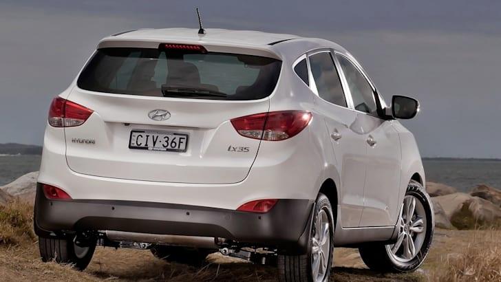Hyundai ix35 Special Edition - 2