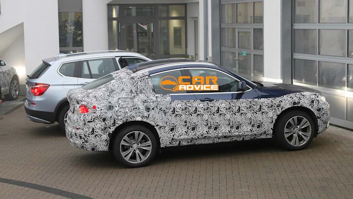 BMW X4 vs X3 1