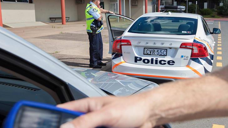 Volvo S60 Polestar police car 1