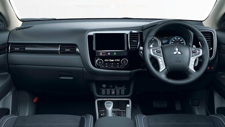 2016 Mitsubishi Outlander PHEV revealed - UPDATE | CarAdvice