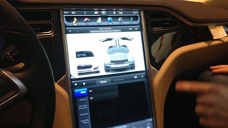 Tesla Model S16