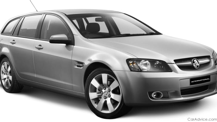 Holden Sportwagon receives five-star ANCAP rating