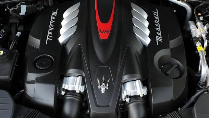 Maserati Quattroporte GTS - 3