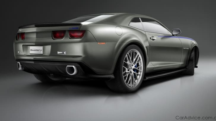 Hennessey slips ZR1 LS9 into Camaro