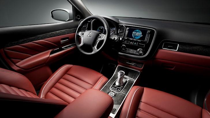 Mitsubishi Outlander PHEV Concept-S14