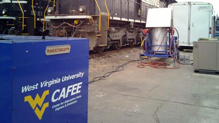 wvu-cafee-raw-emissions-lab