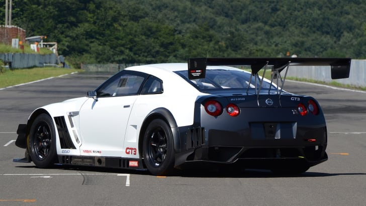 2013 Nissan GT-R Nismo GT3 - 3