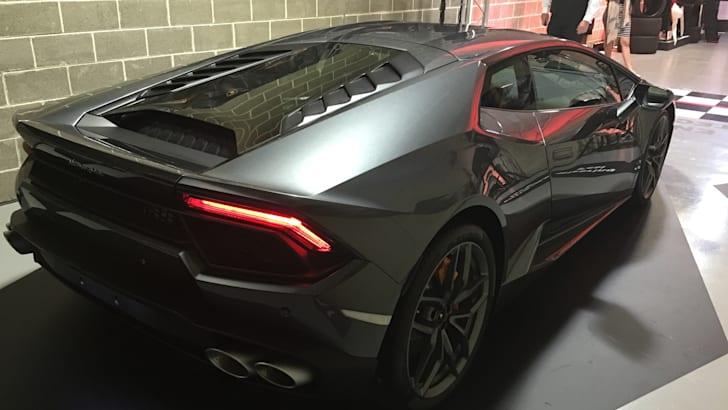 2016 Lamborghini LP580-2 - 14