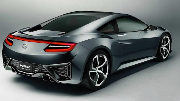 Honda NSX Concept - 3