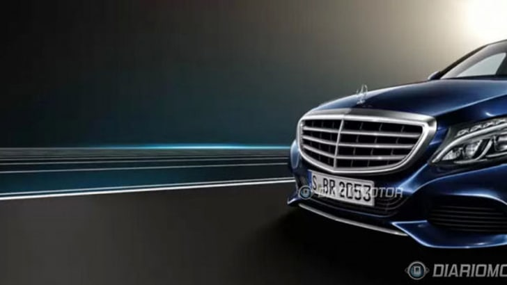 2014 C-Class leaked front