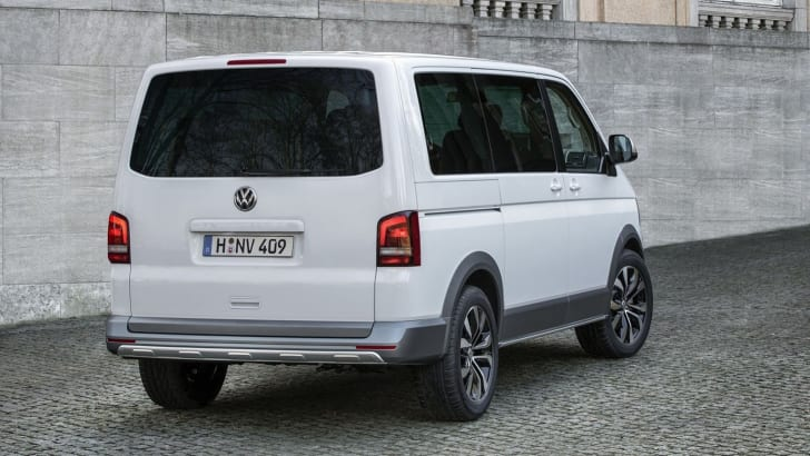 Volkswagen Multivan Alltrack Concept - 2