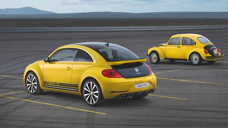 Volkswagen Beetle GSR - 3