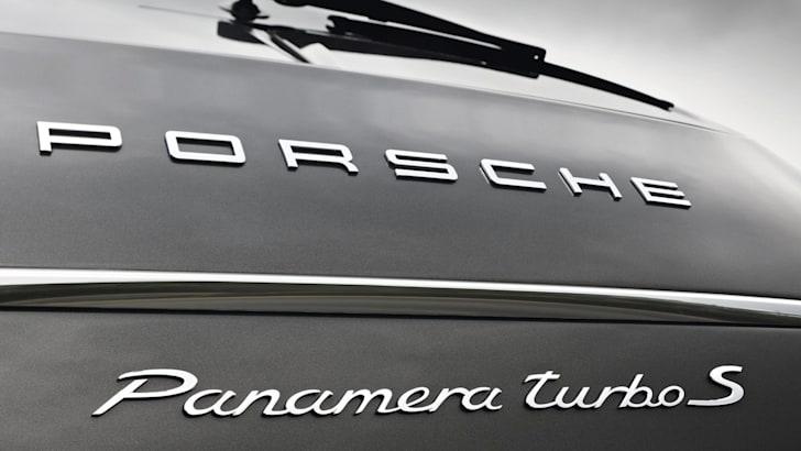 Porsche Panamera Turbo S - 2
