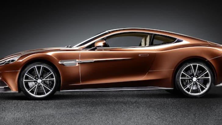 Aston Martin Vanquish - 4