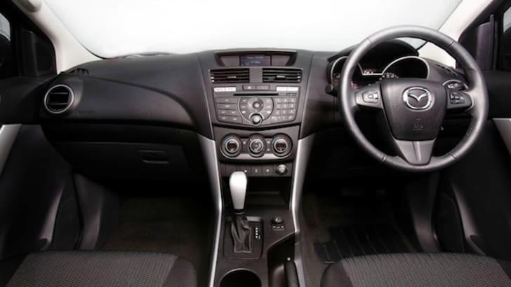 Mazda BT-50 Dual Cab XTR