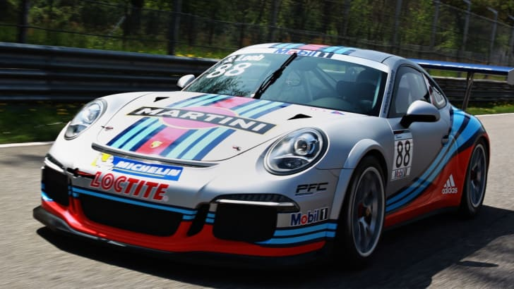 Porsche 911 GT3 Cup Martini Motorsports - 2013 - 1