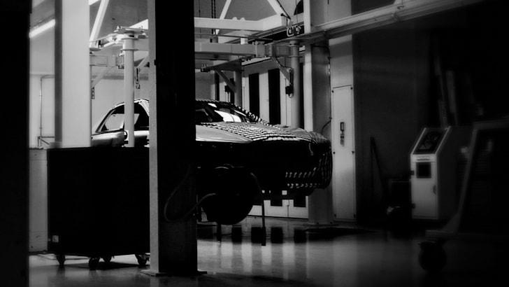 Aston Martin Lagonda teaser 2