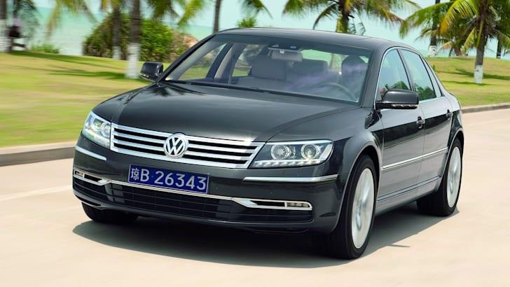 Volkswagen Phaeton - 1