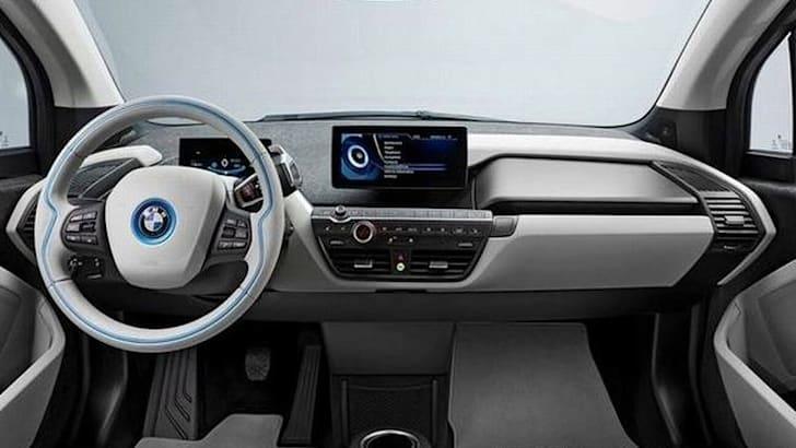 BMW i3 Leaked - 13
