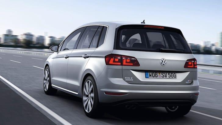 Volkswagen Golf Sportsvan Concept - 5