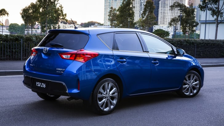 2013 Toyota Corolla pricing and specifications | CarAdvice