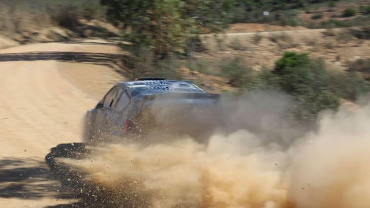 Hyundai WRC i20 test25