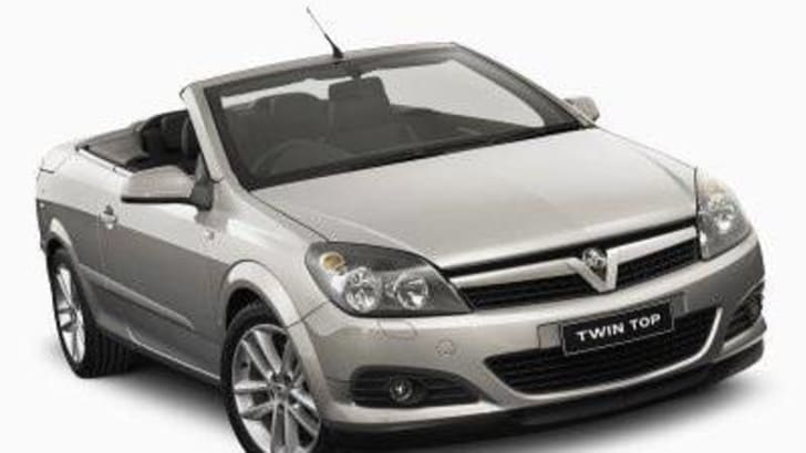 Holden AH Astra TwinTop