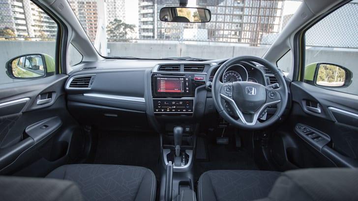 2016 Suzuki Baleno GLX V Honda Jazz VTi-S Comparo-35