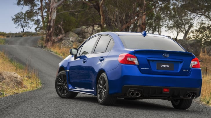 2015 Subaru WRX Specifications : Technical guide | CarAdvice