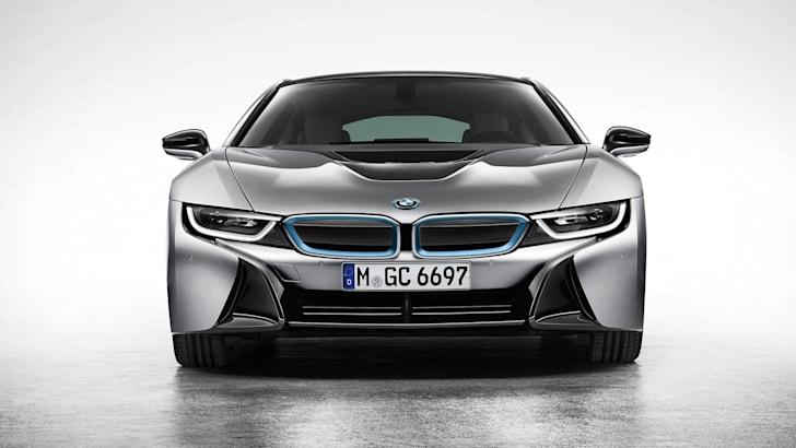 BMW i8 - 14