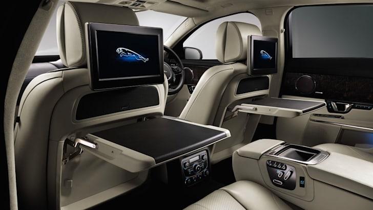 Jaguar XJ5