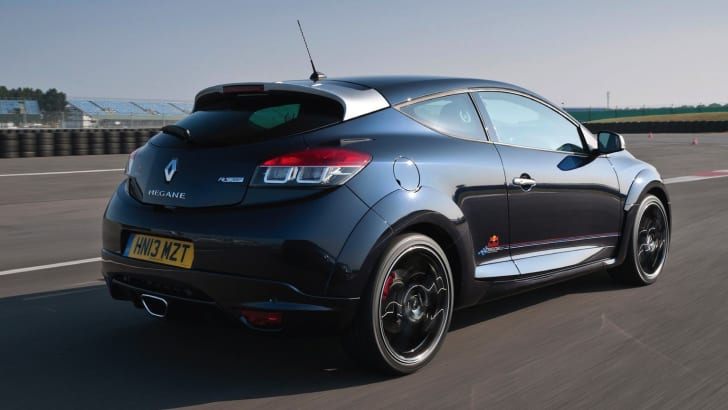 Renault Megane RS265 Red Bull RB8 Limited Edition - 2