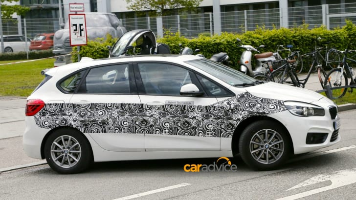BMW 2 Series Active Tourer hybrid _5