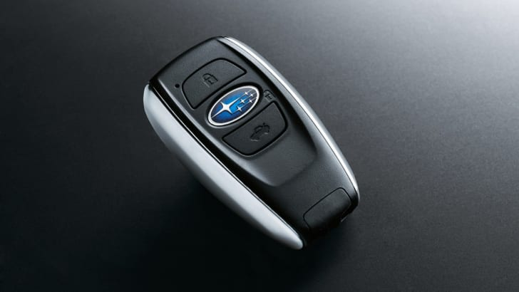 2015MY Subaru BRZ, Keyless Entry.