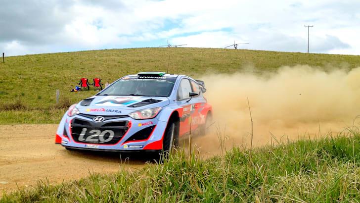 WRC Rally Australia 2014 - 14