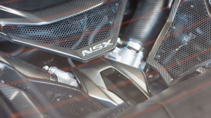 2017 Honda NSX - Melbourne-17