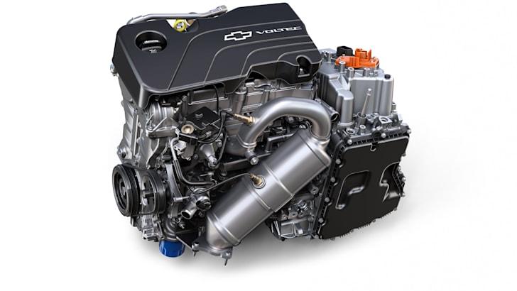 2016 Chevy Volt Voltec Drive Unit and Range Extender