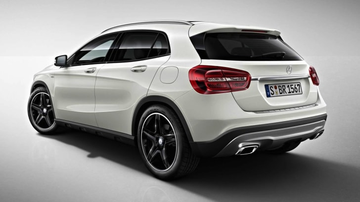 Mercedes-Benz GLA Edition 1 - 2