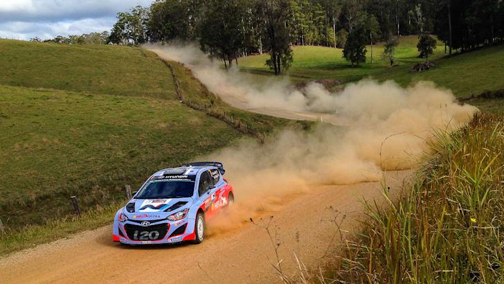 WRC Rally Australia 2014 - 13