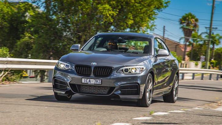 BMW M2 v M235i: a technical look | CarAdvice