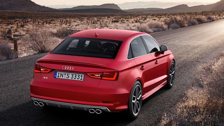 Audi S3 Sedan - 5
