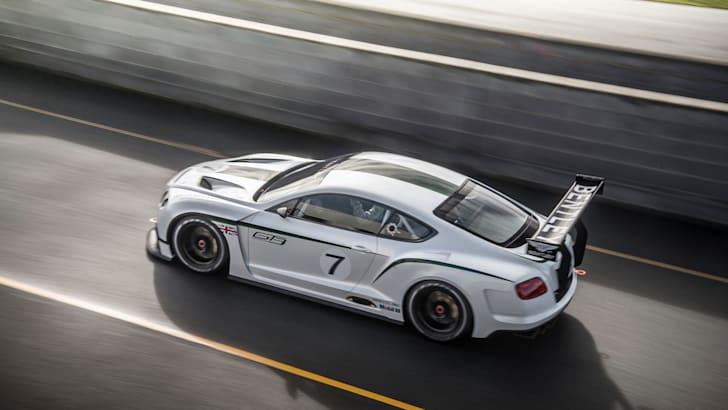 Bentley Continental GT3 concept race car - 3