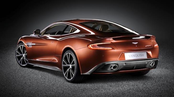 Aston Martin Vanquish - 2