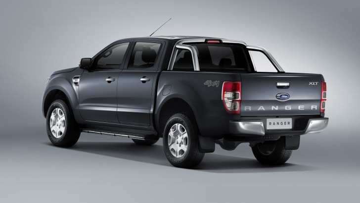 New Ford Ranger 3_Rear 3qtr