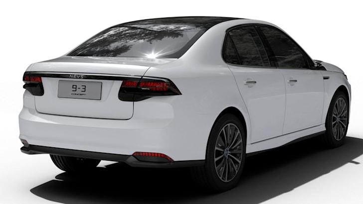 nevs-9-3-concept-rear